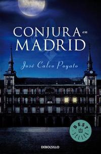 Libro CONJURA EN MADRID