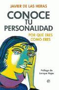 Libro CONOCE TU PERSONALIDAD: POR QUE ERES COMO ERES