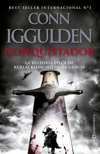 Libro CONQUISTADOR
