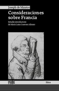 Libro CONSIDERACIONES SOBRE FRANCIA