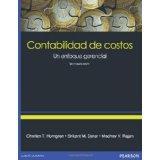 Libro CONTABILIDAD DE COSTOS. UN ENFOQUE GERENCIAL