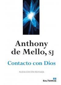 Libro CONTACTO CON DIOS