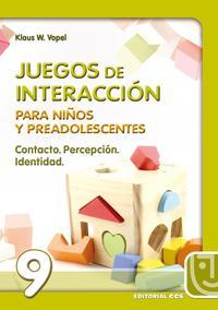 Libro CONTACTO, PERCEPCION, IDENTIDAD :JUEGOS DE INTERACCION PARA NIÑOS Y PREADOLESCENTES