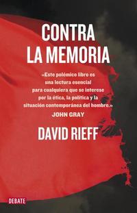 Libro CONTRA LA MEMORIA