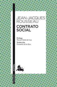 Libro EL CONTRATO SOCIAL