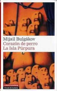 Libro CORAZON DE PERRO/ LA ISLA PURPURA