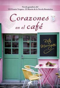 Libro CORAZONES EN EL CAFE