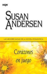 Libro CORAZONES EN JUEGO