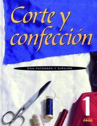 Libro CORTE Y CONFECCION T.1