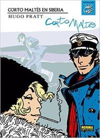 Libro CORTO MALTÉS EN SIBERIA