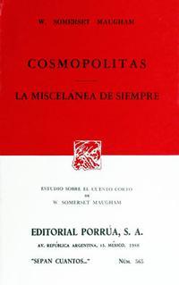 Libro COSMOPOLITAS