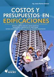 Libro COSTOS Y PRESUPUESTOS EN EDIFICACIONES