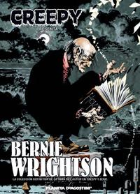 Libro CREEPY PRESENTA: BERNIE WRIGHTSON
