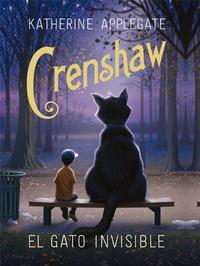 Libro CRENSHAW. EL GATO INVISIBLE