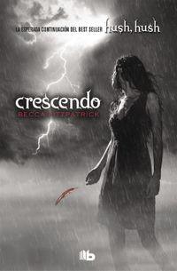 Libro CRESCENDO (HUSH, HUSH #2)