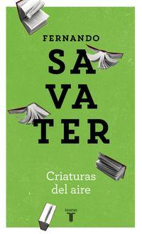 Libro CRIATURAS DEL AIRE