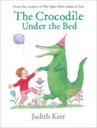 Libro CROCODILE UNDER THE BED
