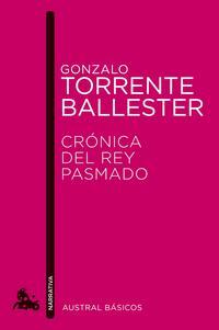 Libro CRONICA DEL REY PASMADO