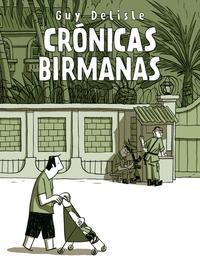 Libro CRONICAS BIRMANAS