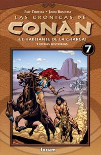 Libro CRONICAS DE CONAN Nº 7