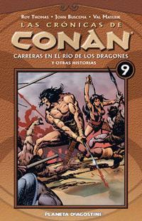 Libro CRONICAS DE CONAN Nº 9