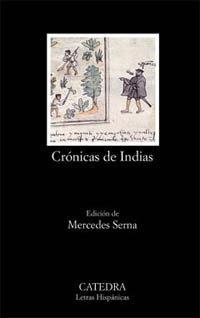 Libro CRONICAS DE INDIAS: ANTOLOGIA