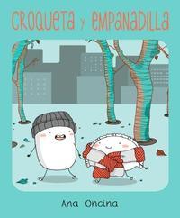 Libro CROQUETA Y EMPANADILLA