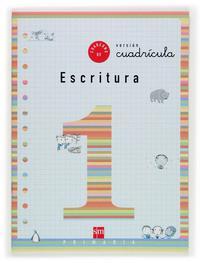 Libro CUADERNO DE ESCRITURA 1