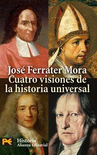 Libro CUATRO VISIONES DE LA HISTORIA UNIVERSAL