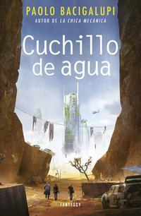 Libro CUCHILLO DE AGUA