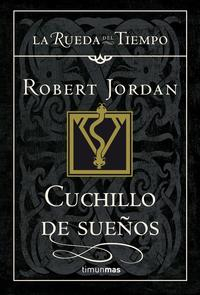 Libro CUCHILLO DE SUEÑOS