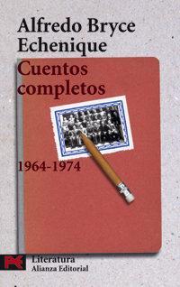 Libro CUENTOS COMPLETOS 1964-1974