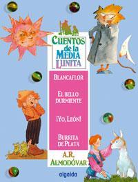 Libro CUENTOS DE LA MEDIA LUNITA 4