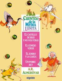 Libro CUENTOS DE LA MEDIA LUNITA 5