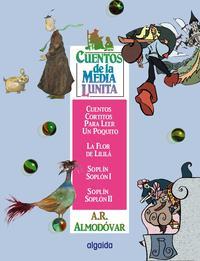 Libro CUENTOS DE LA MEDIA LUNITA VOLUMEN 15