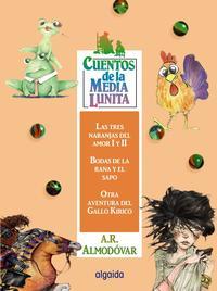 Libro CUENTOS DE LA MEDIA LUNITA. VOLUMEN 16