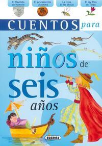 Libro CUENTOS PARA NIÑOS DE SEIS AÑOS