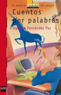 Libro CUENTOS POR PALABRAS