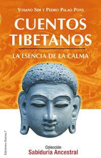 Libro CUENTOS TIBETANOS: LA ESENCIA DE LA CALMA