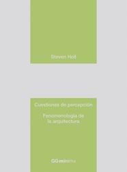 Libro CUESTIONES DE PERCEPCION: FENOMENOLOGIA DE LA PERCEPCION
