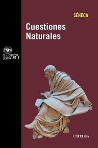 Libro CUESTIONES NATURALES