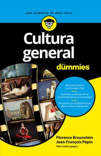Libro CULTURA GENERAL PARA DUMMIES