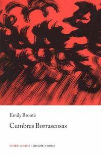 Libro CUMBRES BORRASCOSAS