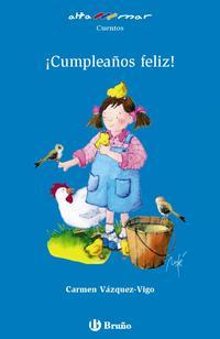 Libro CUMPLEAÑOS FELIZ