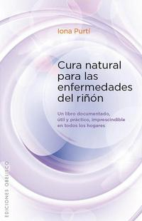 Libro CURA NATURAL PARA LAS ENFERMEDADES DEL RIÑON