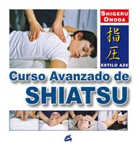 Libro CURSO AVANZADO DE SHIATSU