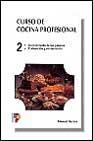 Libro CURSO COCINA PROFESIONAL; TOMO 2