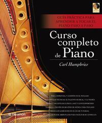 Libro CURSO COMPLETO DE PIANO