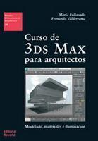 Libro CURSO DE 3DS MAX PARA ARQUITECTOS