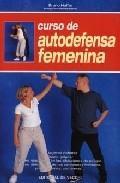 Libro CURSO DE AUTODEFENSA FEMENINA